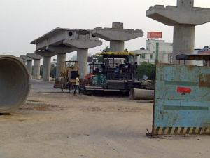 Aqueduct of Gurgaon