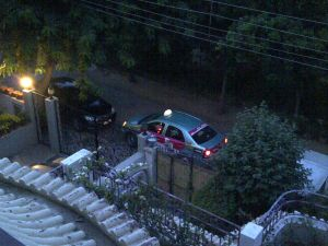 Dawn Taxi