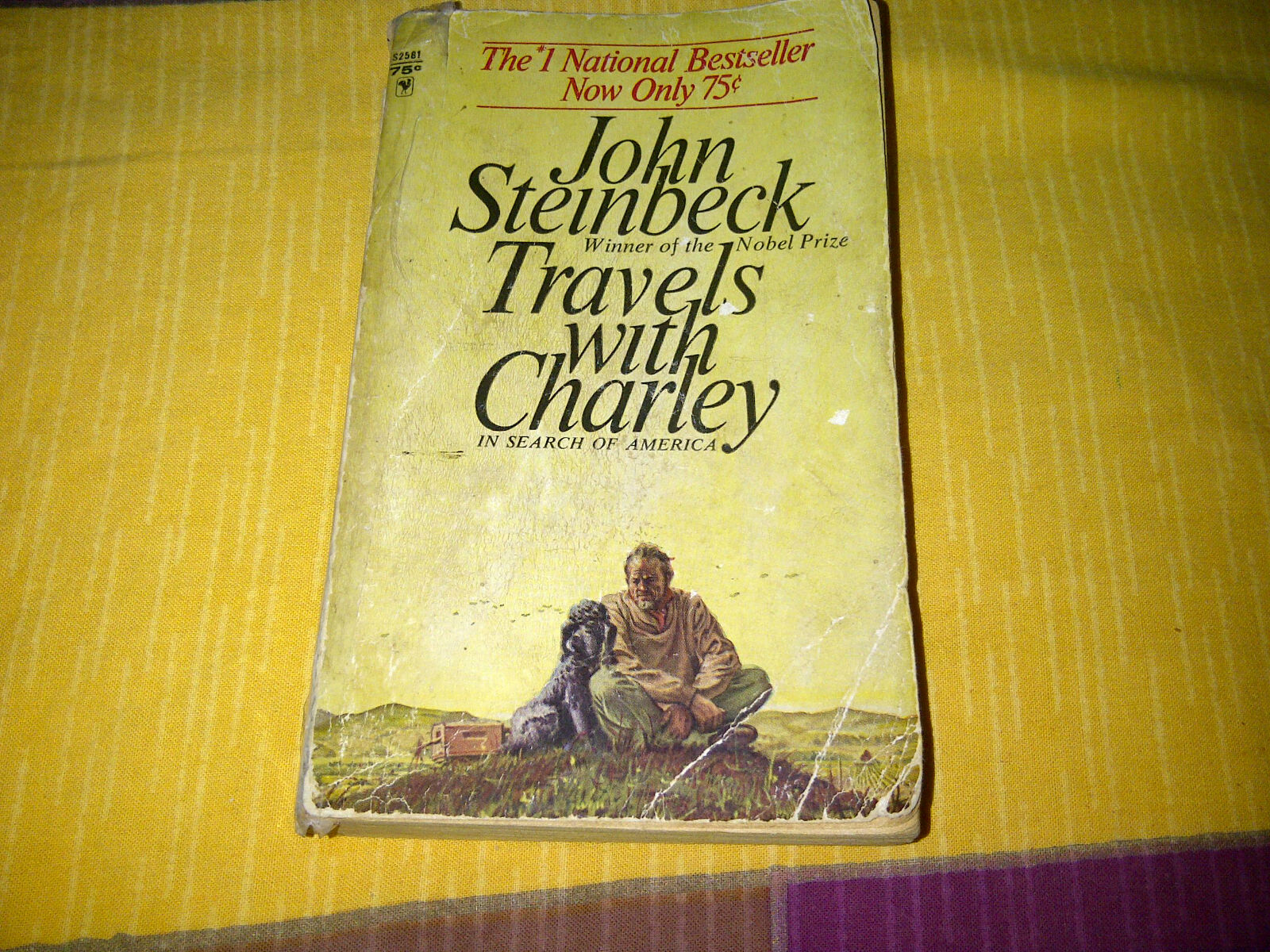 summary of travel with charley Travels with charley in search of america - john steinbeck.